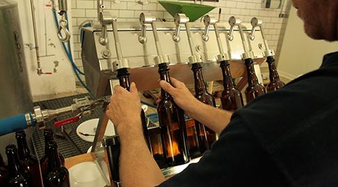 la Golaye coopérative, brasserie à Xertigny bières des Vosges.